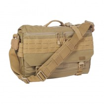5.11 RUSH Delivery LIMA Messenger Bag - Sandstone