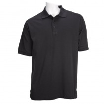 5.11 Tactical Polo - Short Sleeve - Black - Size S / M