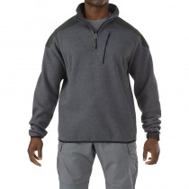 5.11 Tactical 1/4 Zip Sweater - Gunpowder