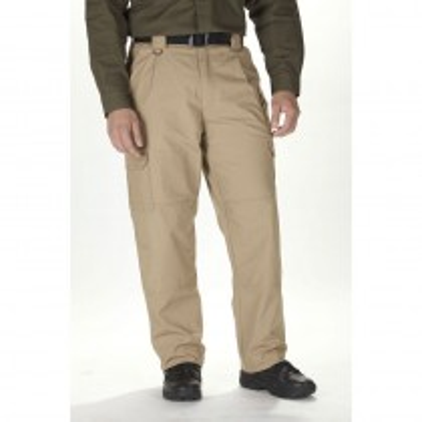 5.11 Tactical Cotton Pants - Coyote - Size W32/L30 & W36/L36