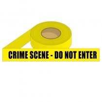 Barrier Tape - CRIME SCENE DO NOT ENTER