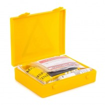 Body Fluid Spill Kit - Yellow Box - Single Application