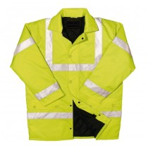 Waterproof Hi-Vis Jacket