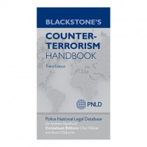Blackstone's Counter-Terrorism Handbook