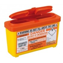 SharpsGuard Sharps Disposal - 1 Litre