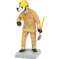 Dalmatian 'Fire Fighter' Figurine