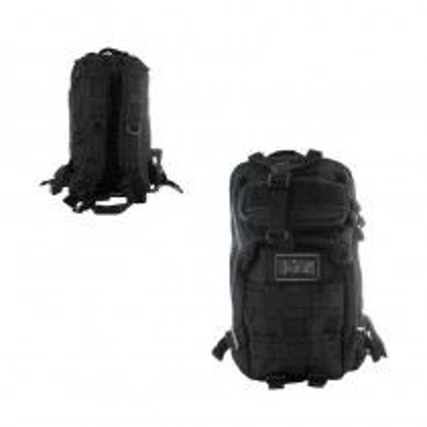 Magnum Fox Backpack - Black