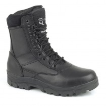 "Grafters Top Gun - 8"" Leather Police Boot"