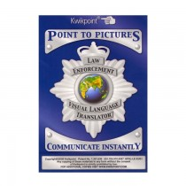 Kwikpoint - Law Enforcement Visual Language Translator