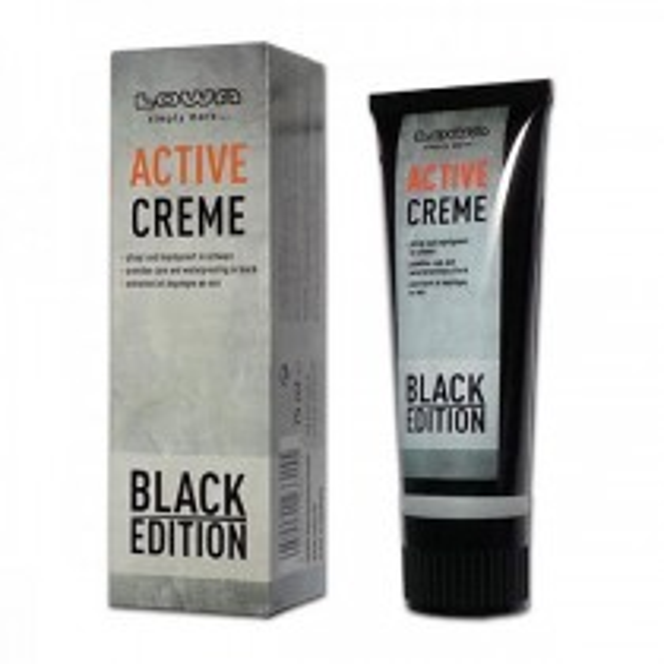 Lowa Active Creme - Black