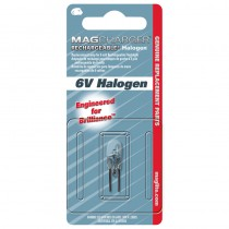 Maglite Halogen Replacement Bulb - For Charger System