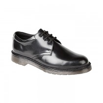 Grafters Hi-Shine Uniform Shoe
