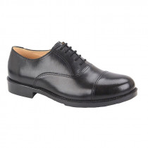 Grafters Capped Oxford Parade Shoe