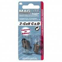 Maglite Replacement White Star Bulb
