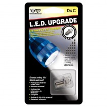 Nite Ize LED Upgrade - For D & C Cell Maglite