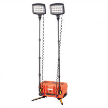 Nightsearcher Solaris Duo 40K - Rechargeable LED Floodlight