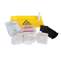 Body Fluid Spill Kit - Single Application