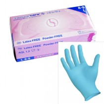Nitrile Gloves - Powder Free - Latex Free