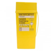 Sharpsafe Community Sharps Disposal 0.6Ltr