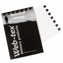 Web-Tex Waterproof Notepad