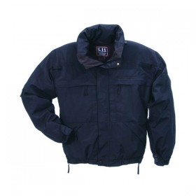 5.11 Fleece Lined Duty Jacket - Navy