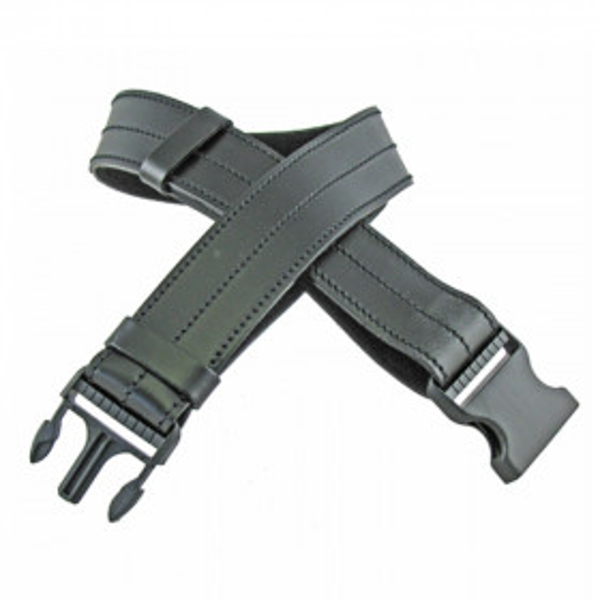 Premium Leather Duty Belt