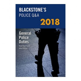 Blackstone's Police Q&A: General Police Duties 2018