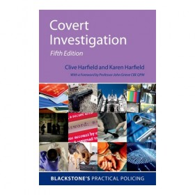 Blackstone's - Covert Investigation - 5th Edition
