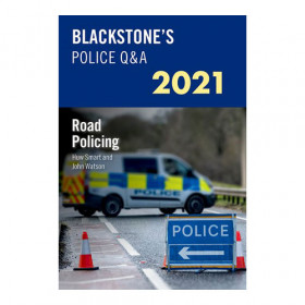 Blackstone's Police Q&A: Road Policing 2021