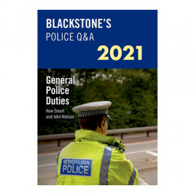 Blackstone's Police Q&A: General Police Duties 2021