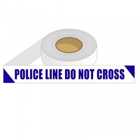 Barrier Tape - POLICE LINE DO NOT CROSS