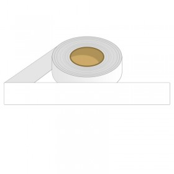 Barrier Tape - White
