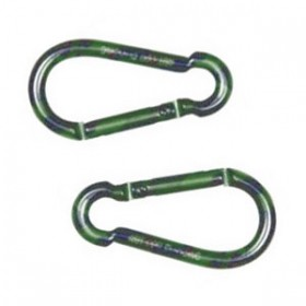 Camo Carabiner 7mm Double Pack