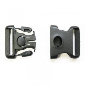 3-Point Locking Duty Belt Buckle