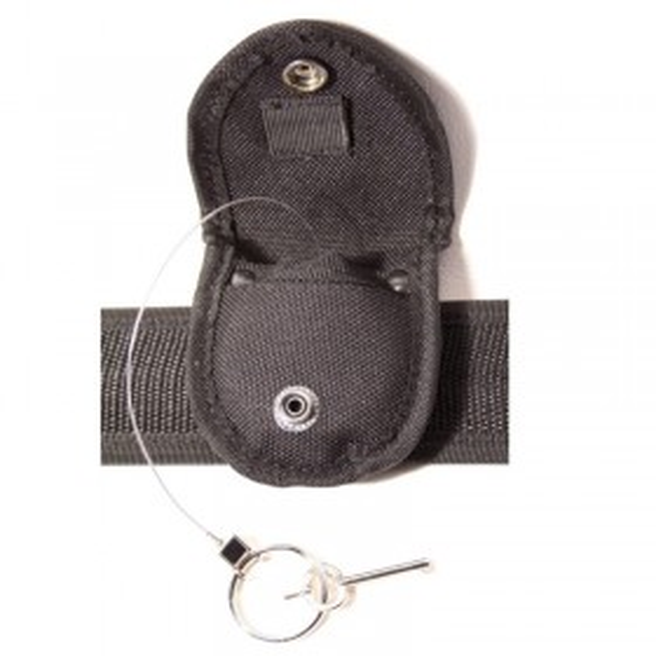 Retractable Cuff Key Holder