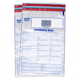 Generic Evidence Bag - X-Large - 25 Pack