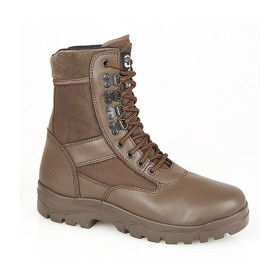 Grafters G-Force Combat Boot - MOD Brown