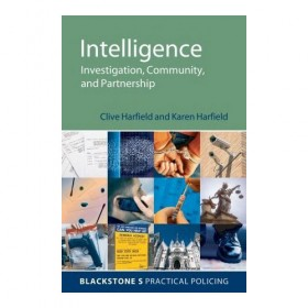 Blackstone's - Intelligence - Investigation, Community and Partnership