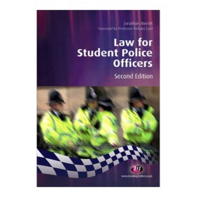 Law for Student Police Officers - 2nd Edition