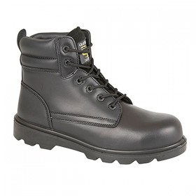 "Grafters 6"" Non-Metal Composite Safety Boot"