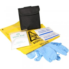 First Aid Pouch - With contents