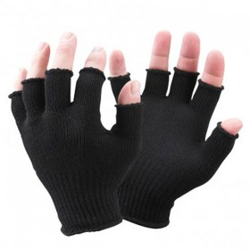 SealSkinz Merino Wool Fingerless Liner Gloves