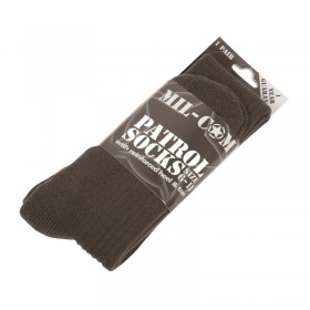 Patrol Socks - Black