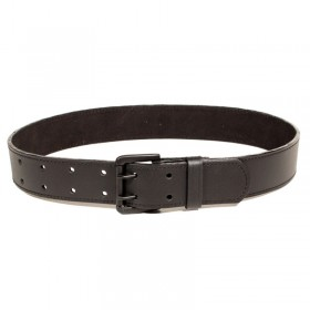 Twin Roller Buckle - Leather PSU Belt