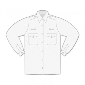Uniform Shirt - Womens / Long Sleeve / Epaulettes