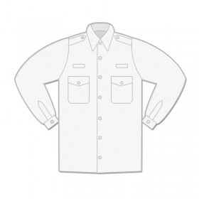 Uniform Shirt - Mens / Long Sleeve / Epaulettes