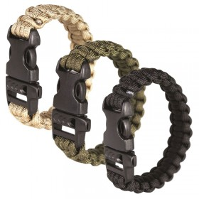 Paracord Survival Wristband