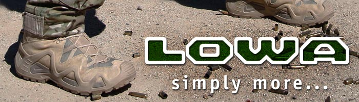Lowa Taskforce Boots