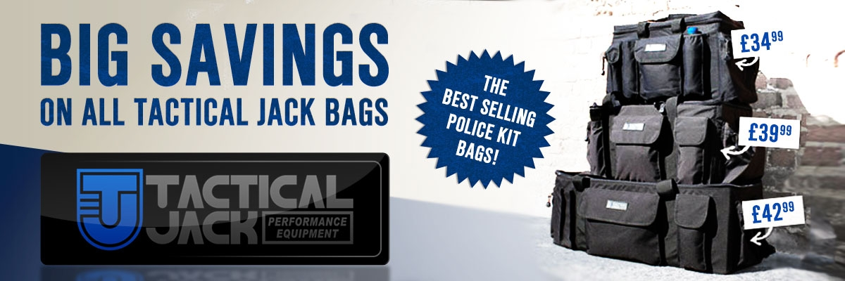 Tactical Jack Bags Offer