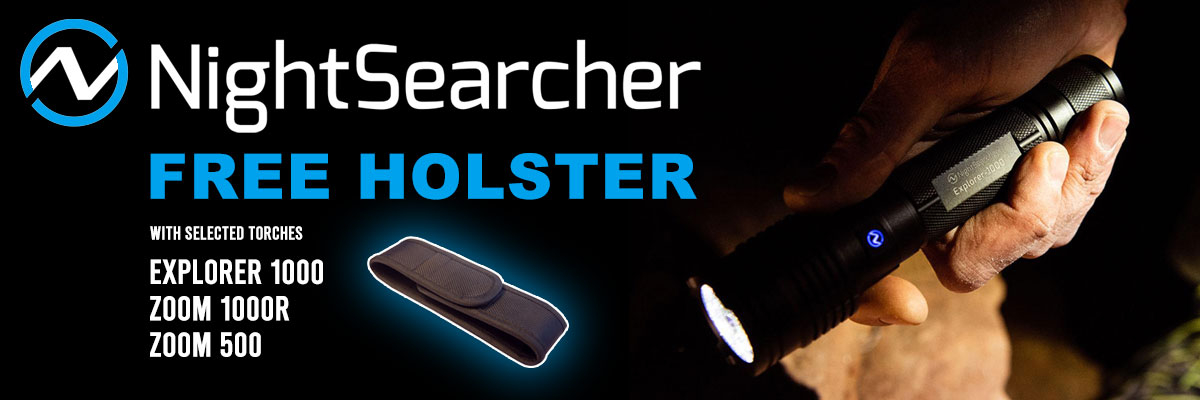 Free Nightsearcher Holster